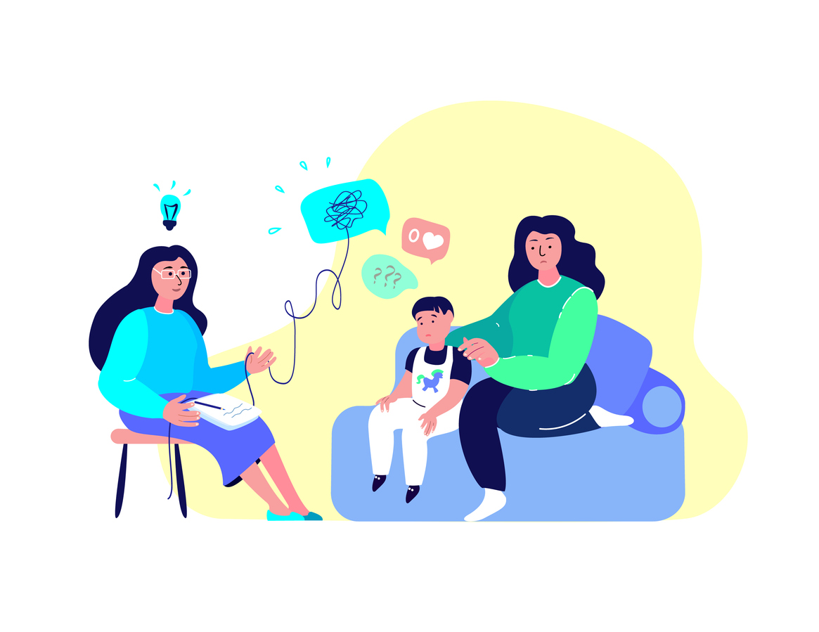 How to Treat and Manage Your Child's Anxiety?