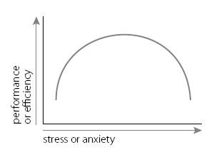 The Yerkes-Dodson Performance Curve